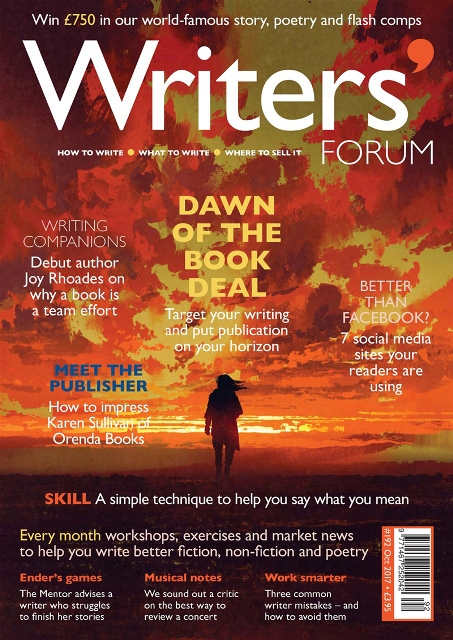 Writers' Forum // Issue 192