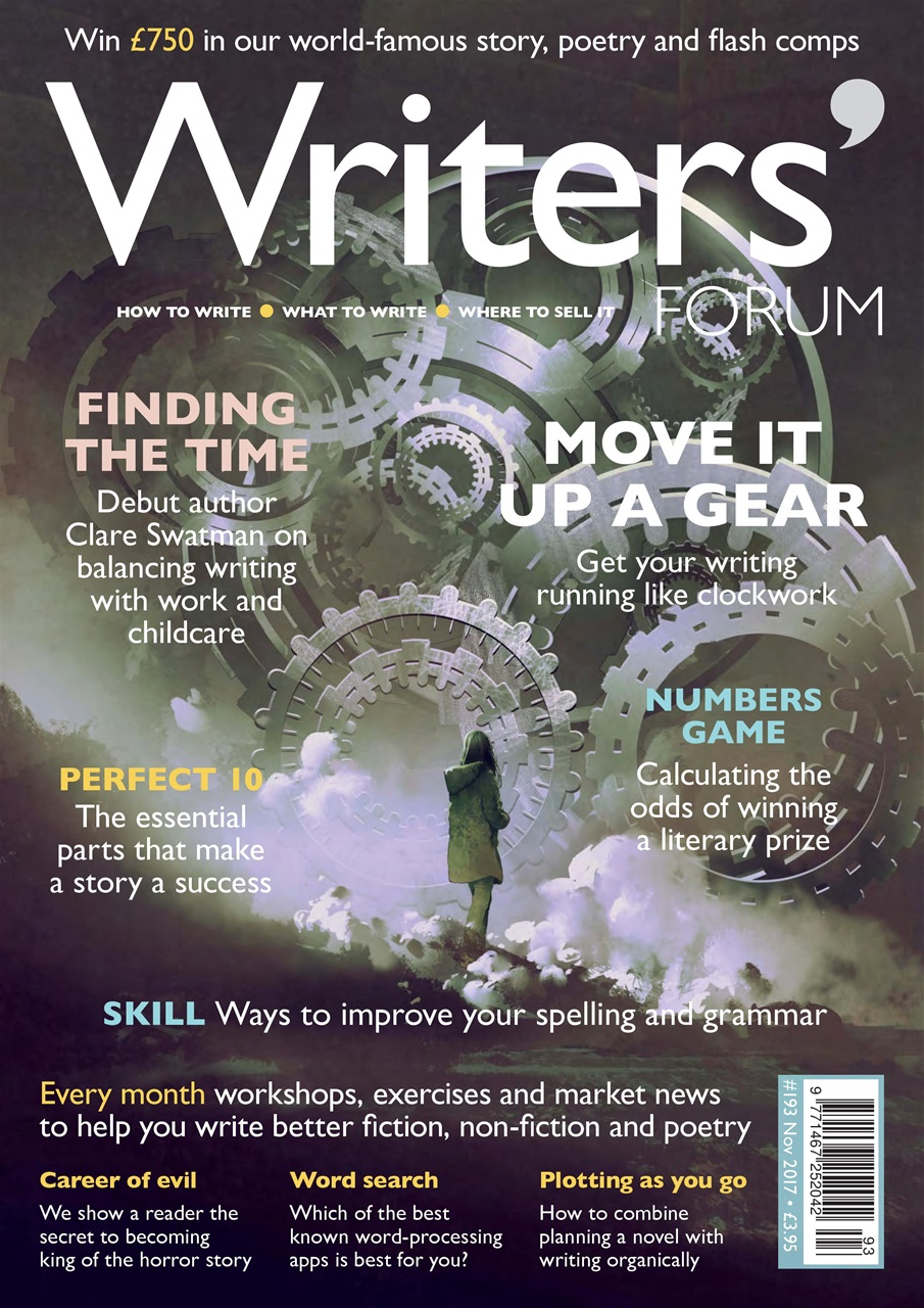 Writers' Forum // Issue 193