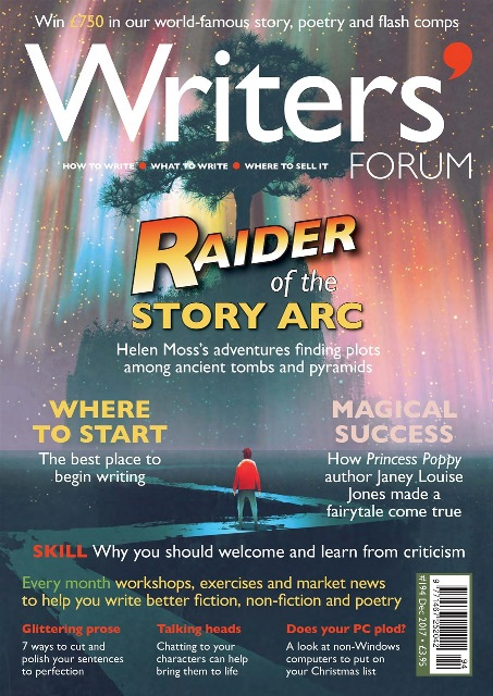 Writers' Forum // Issue 194