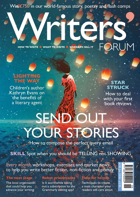 Writers' Forum // Issue 195