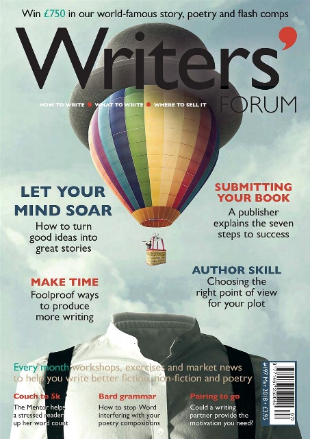 Writers' Forum // Issue 197