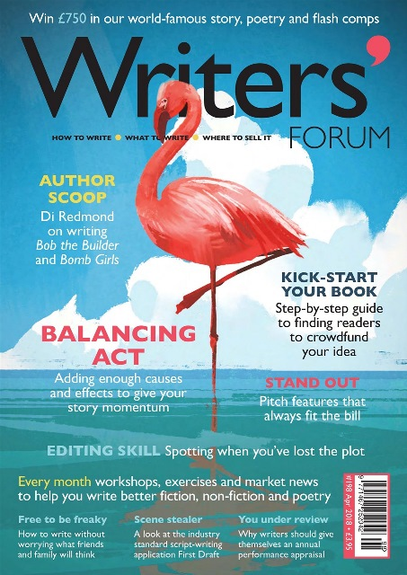 Writers' Forum // Issue 198