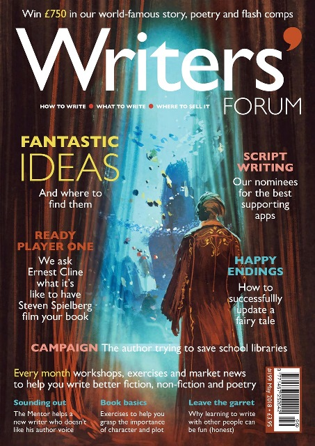 Writers' Forum // Issue 199