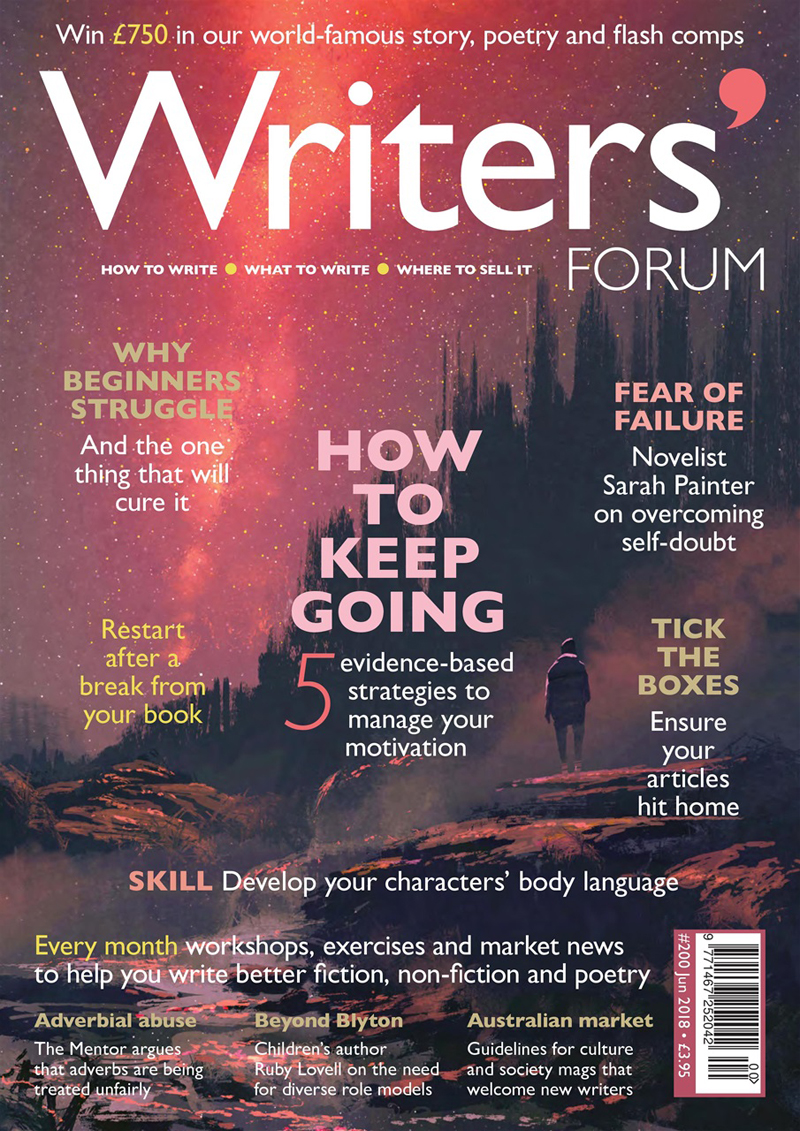 Writers' Forum // Issue 200