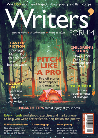Writers' Forum // Issue 201