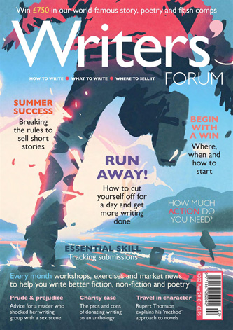 Writers' Forum // Issue 202