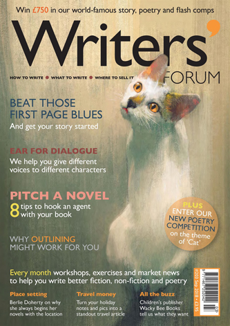 Writers' Forum // Issue 203