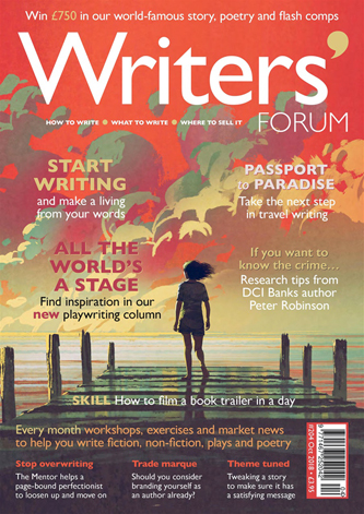 Writers' Forum // Issue 204