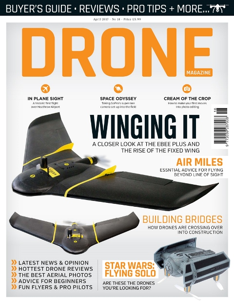 Drone // Issue 18
