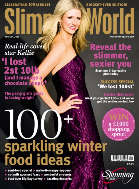 Slimming World // Issue 100