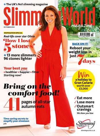 Slimming World // October 2018