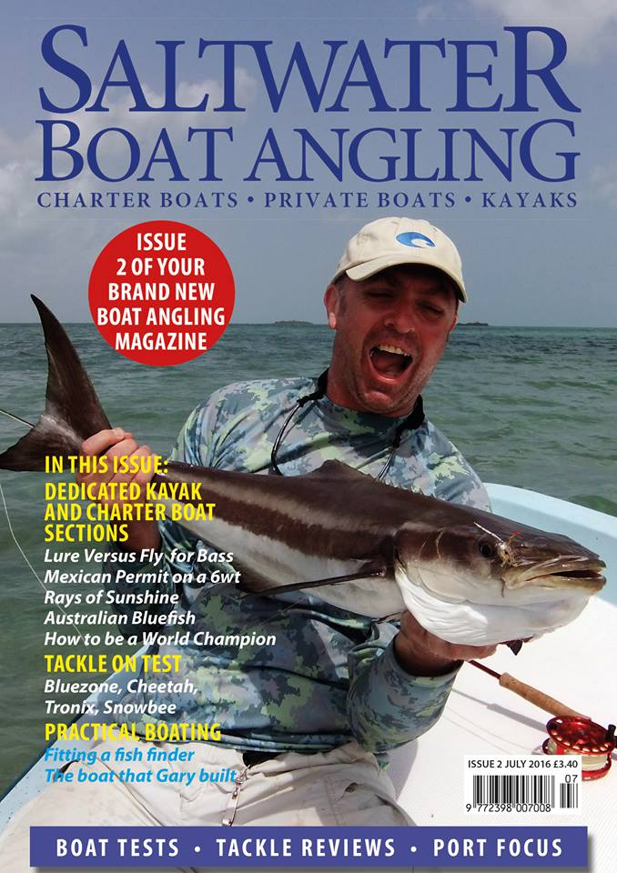Saltwater Boat Angling // Issue 2