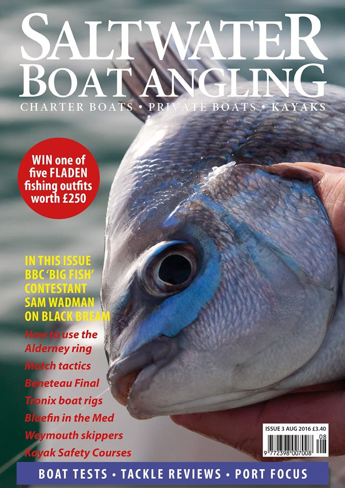 Saltwater Boat Angling // Issue 3