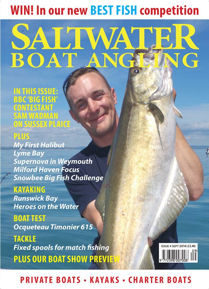 Saltwater Boat Angling // Issue 4
