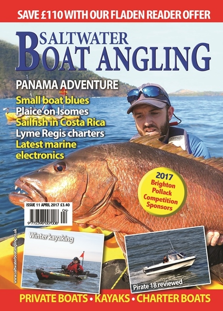 Saltwater Boat Angling // Issue 11