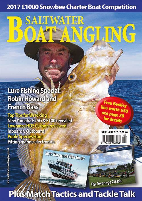 Saltwater Boat Angling // Issue 14
