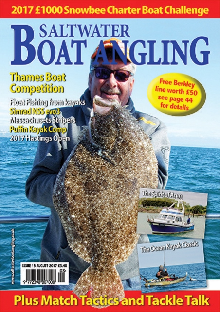 Saltwater Boat Angling // Issue 15