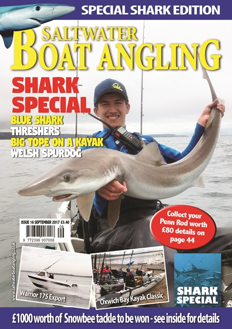 Saltwater Boat Angling // Issue 16