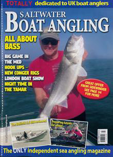 Saltwater Boat Angling // Issue 20