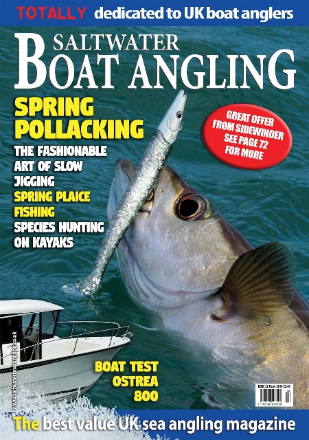Saltwater Boat Angling // Issue 22
