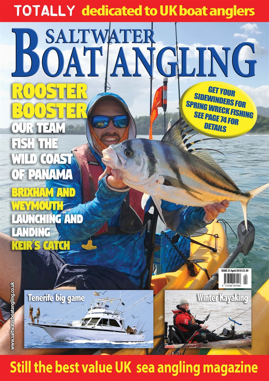 Saltwater Boat Angling // Issue 23