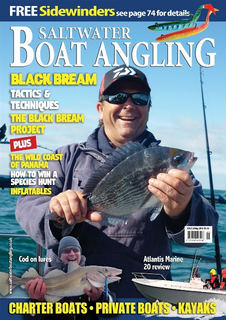 Saltwater Boat Angling // Issue 24