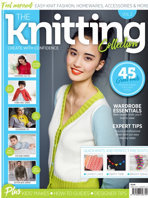 The Knitting Collection Volume 2 // Issue 1