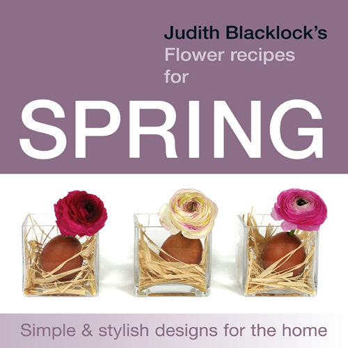 Judith Blacklock Spring Flower Recipes // Issue 1