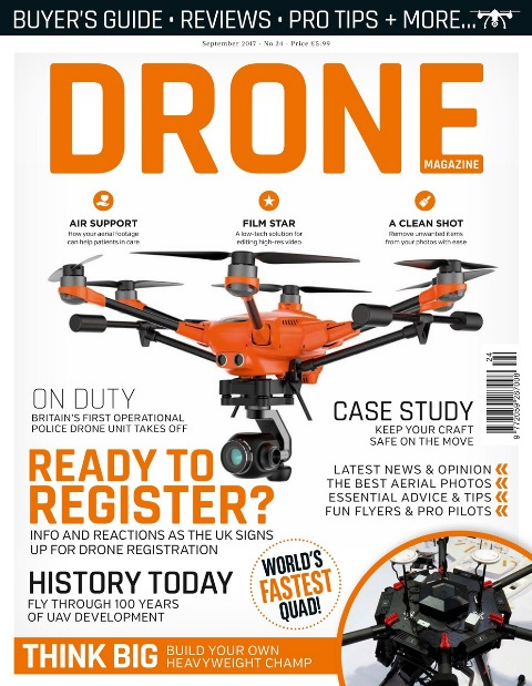 Drone // Issue 24