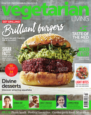 Vegetarian Living // Issue 96