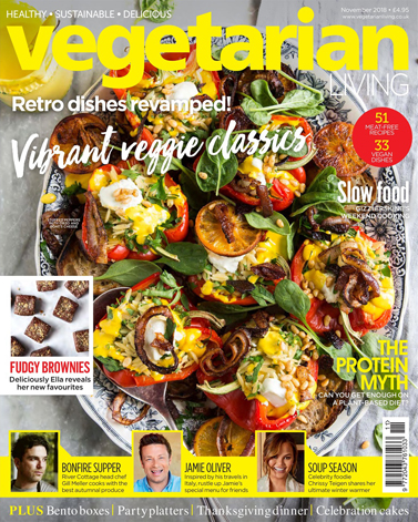 Vegetarian Living // Issue 100