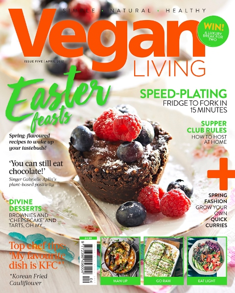 Vegan Living // Issue 5