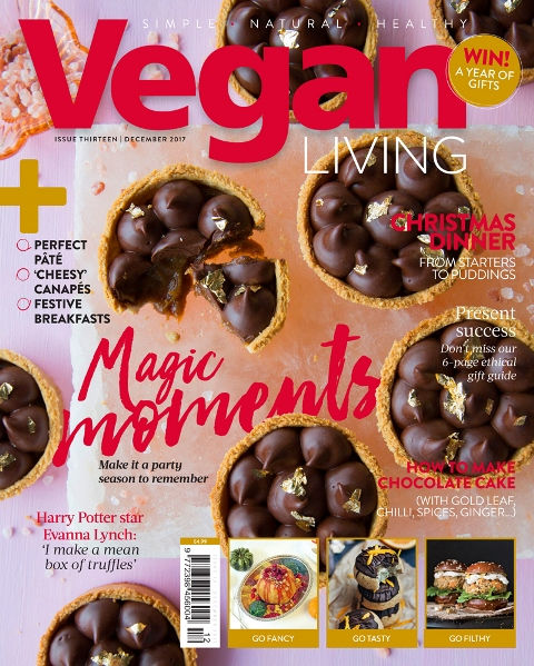 Vegan Living // Issue 13