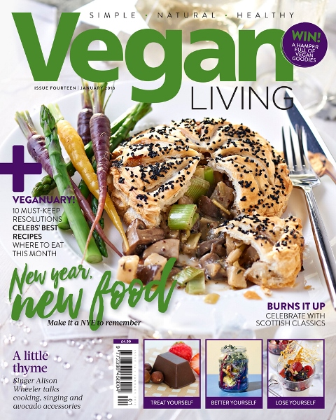 Vegan Living Issue 14
