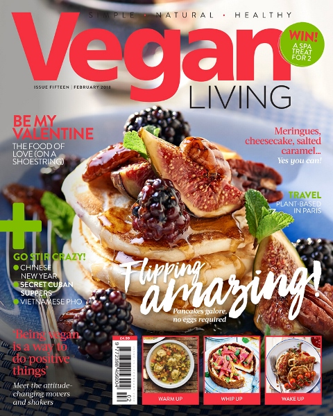 Vegan Living // Issue 15