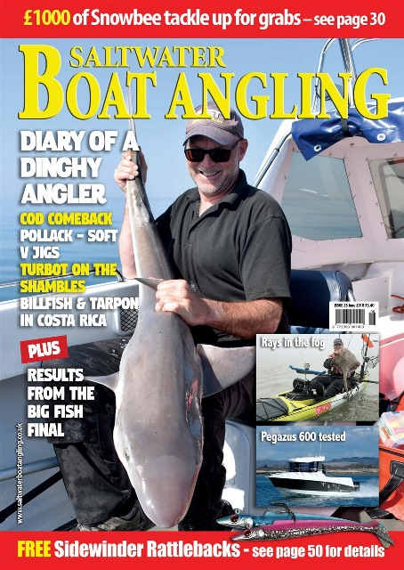 Saltwater Boat Angling // Issue 25
