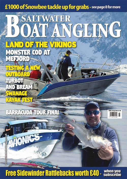 Saltwater Boat Angling // Issue 26
