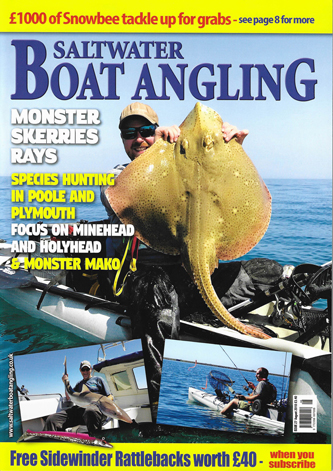 Saltwater Boat Angling // Issue 27