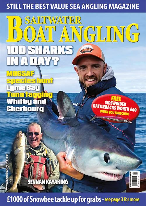 Saltwater Boat Angling // Issue 29