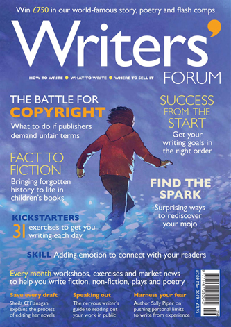 Writers' Forum // Issue 209