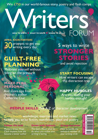 Writers' Forum // Issue 210