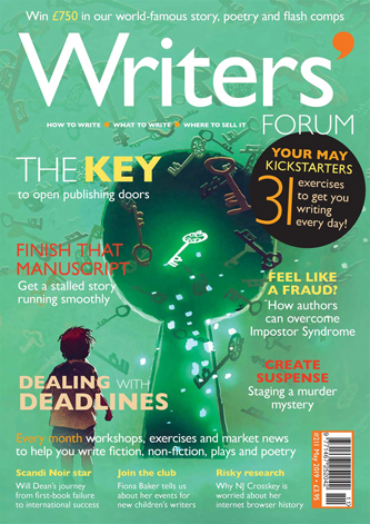 Writers' Forum // Issue 211
