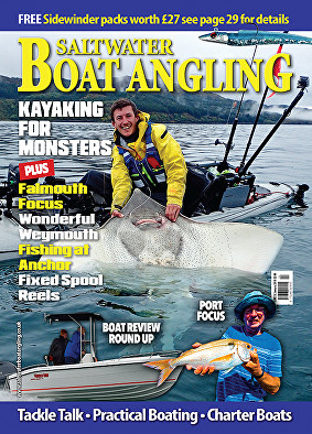 Saltwater Boat Angling // Issue 32