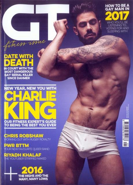 Gay Times // Issue 467