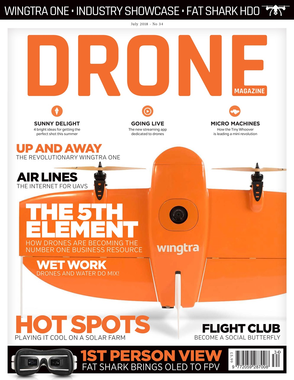 Drone // Issue 34