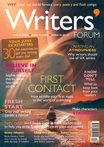 Writers' Forum // Issue 212