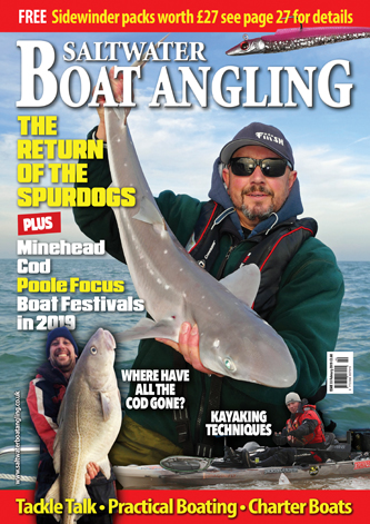 Saltwater Boat Angling // Issue 33