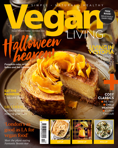 Vegan Living // Issue 23