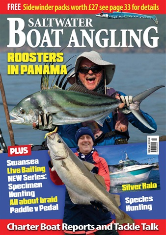 Saltwater Boat Angling // Issue 35