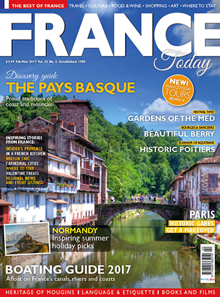 France Today // Issue 23 Feb/Mar 2017